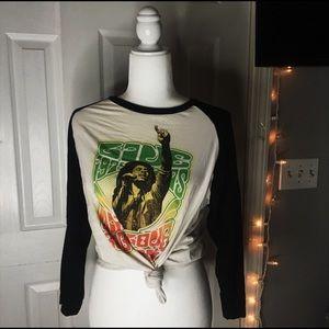 Bob Marley One Love Band Tee